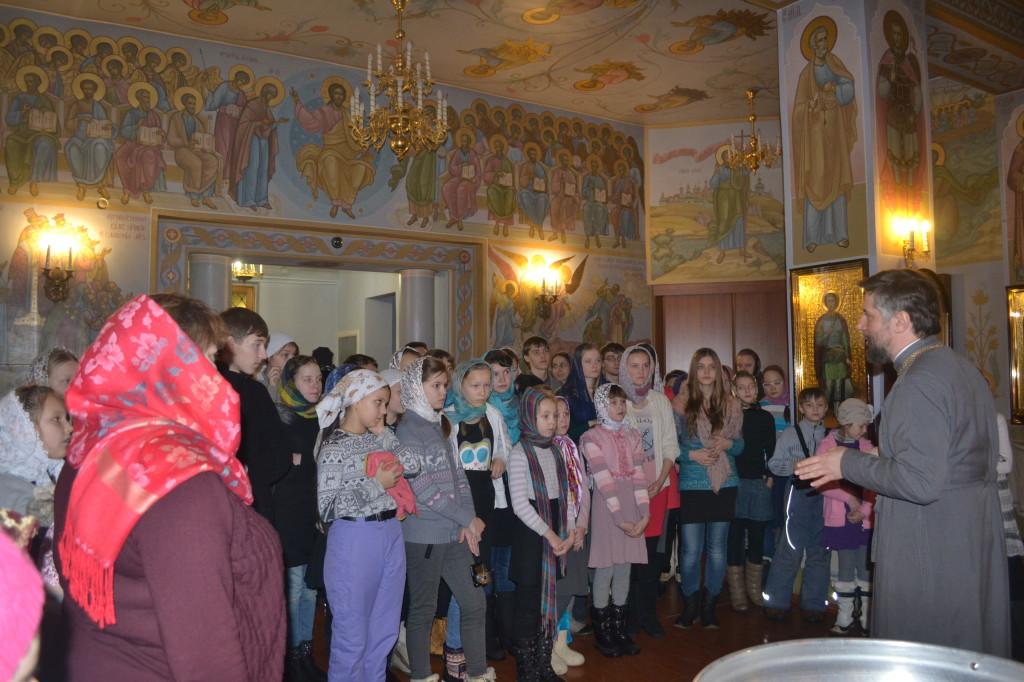 Состоялась IX смена Детской православной академии - образовательного лагеря для учеников воскресных школ