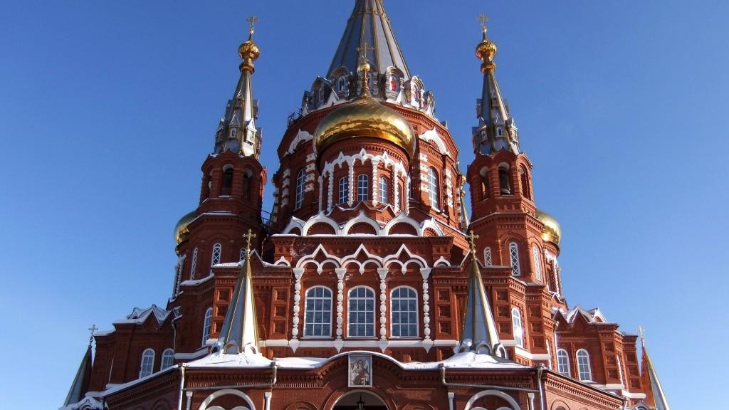 Михайловский собор г. Ижевска