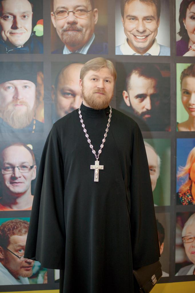 Священник Георгий Харин