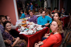 Состоялась интеллектуальная игра среди православной молодежи