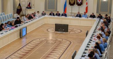 Митрополит Викторин принял участие в расширенном заседании коллегии УФМС России по УР