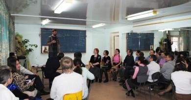 Состоялся семинар актива православной молодёжи