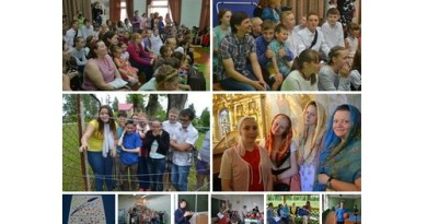 """""""Детская православная академия"""" - это образовательная смена для учеников воскресных школ Удмуртии, проводимая два раза в год."""