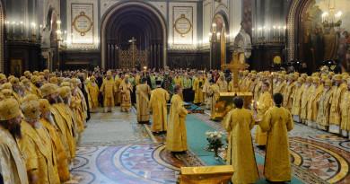 годовщина интронизации патриарха Кирилла