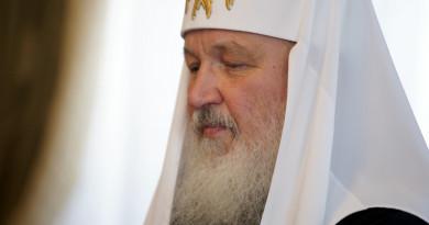 Святейший Патриарх Кирилл выразил соболезнования в связи с крушением самолета Ту-154 Минобороны России