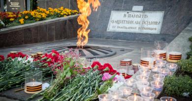 Митинг по случаю Дня памяти и скорби прошел в Воткинске