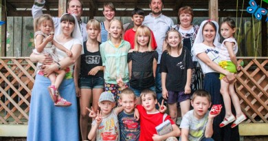 Завершился отдых ребят в реабилитационном центре для детей из неблагополучных семей