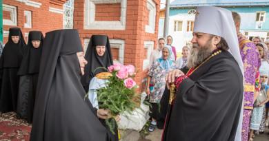В Удмуртии состоялось открытие женского монастыря