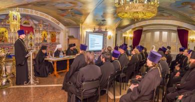 В Ижевске прошло собрание настоятелей храмов