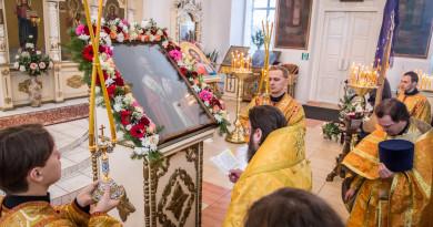 В Никольском храме с. Завьялово отметили престольный праздник