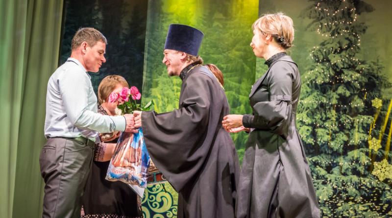 В Завьяловском благочинии прошла благотворительная акция «Рождество добрых дел»