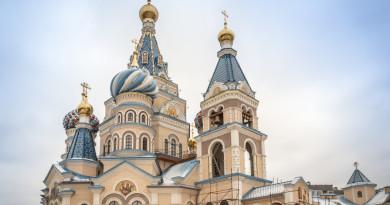 26 октября митр. Викторин совершит литургию в Иверском храме Ижевска