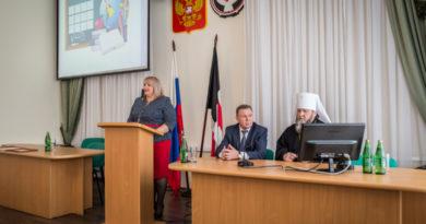 Митрополит Викторин встретился с директорами школ Воткинского района