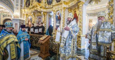 В Ижевске состоялось открытие храма Иверской иконы Божией Матери