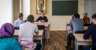 В Колледже духовно-нравственного образования действует миссионерский кружок