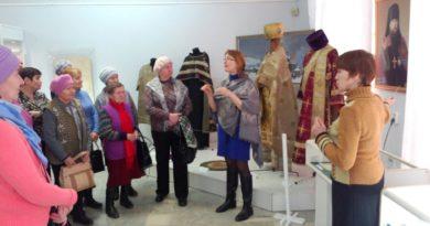 Община глухих и слепоглухих посетила выставку «Спаси и сохрани»