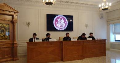 Руководитель миссионерского отдела епархии принял участие в семинаре в Москве