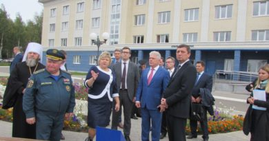 Митр. Викторин принял участие в заседании рабочей группы Удмуртского кадетского корпуса