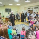Митрополит Викторин посетил детские социальные учреждения Ижевска
