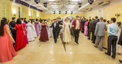 Бал православной молодежи