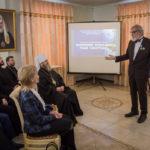 В Епархиальном управлении открылась книжная выставка «Подвижники православия земли удмуртской»