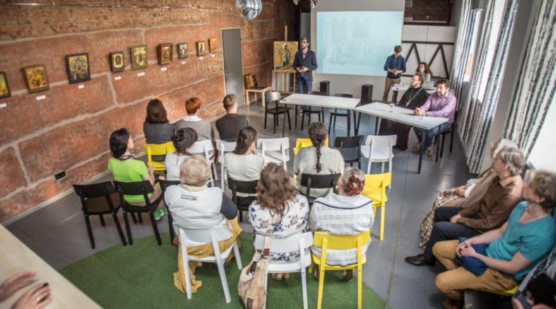 Праздник славянской письменности и культуры прошел в штабе городских проектов «ЛИФТ»