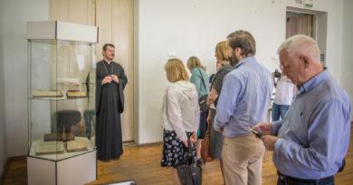 В Музее Ижевска открылась выставка редких православных книг