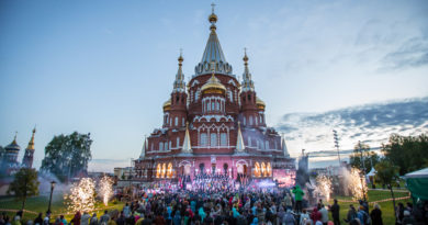 В Ижевске прошел 21-й Большой хоровой собор