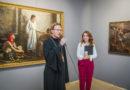 Представитель епархии выступил на открытии выставки «Природа вещей»