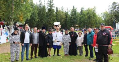 Жители Ижевска отпраздновали Всероссийский день трезвости в парке Космонавтов