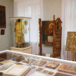 Открылась выставка, повествующая о русских иконах и храмовых книгах XVIII — XX веков