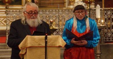 В Финляндии прошел благотворительный праздник, посвященный выходу Библии на удмуртском и других финно-угорских языках