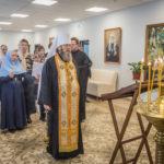 Митрополит Викторин совершил панихиду по жертвам трагедии в Керчи