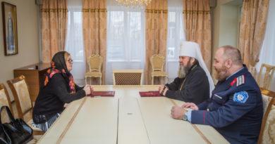 Ижевская епархия подписала соглашение со Школой юных летчиков