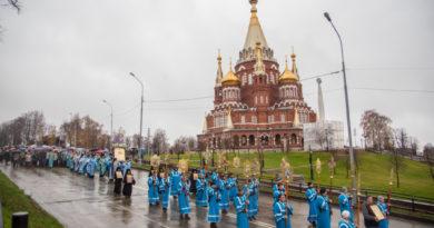 Торжества в честь Казанской иконы Пресвятой Богородицы