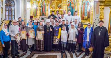 В Ижевске прошел форум православной молодежи на тему «Молодежь: свобода и ответственность»