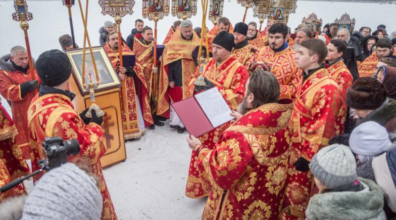 В Воткинске прошли торжества в честь 100-летия со дня мученической кончины сщмч. Николая и мц. Варвары