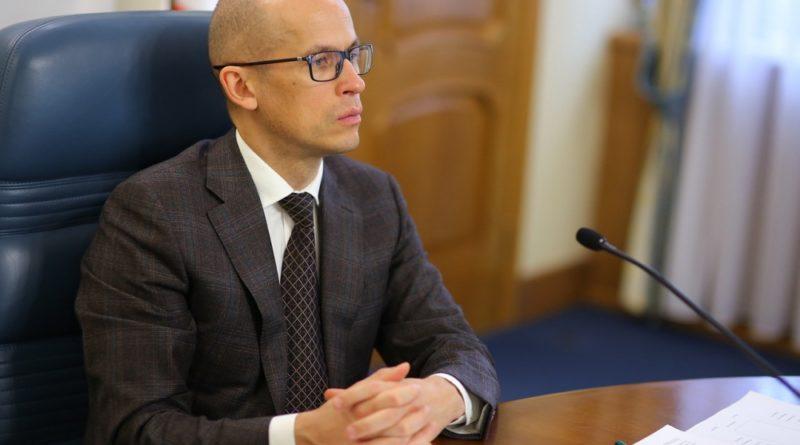 А. В. Бречалов - фото пресс-службы Главы УР