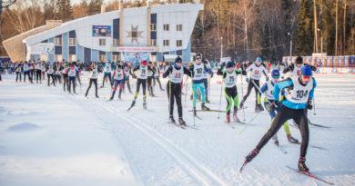 В Ижевске прошла III Епархиальная лыжная гонка