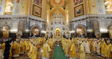 Митр. Викторин и священнослужители епархии принимают участие в Рождественских чтениях в Москве