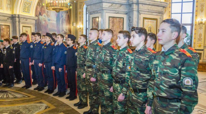 В Ижевске с 4 по 7 января проходил межрегиональный казачий детско-юношеский лагерь «Казачья смена».