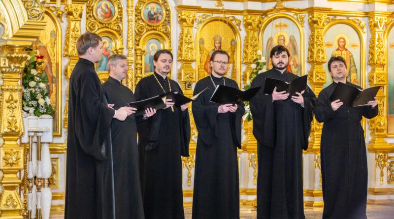 В честь Дня защитника Отечества в Ижевске прошли концерты духовной музыки