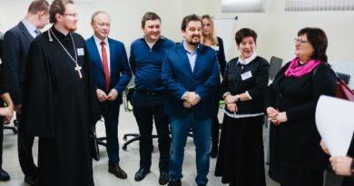Представитель епархии принял участие в заседании Общественной палаты Ижевска
