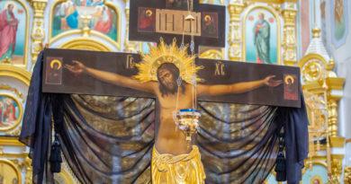 Митрополит Викторин совершил службу Страстям Господним – Пассию