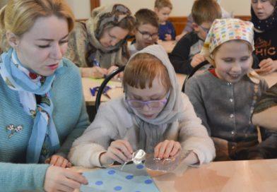 Готовимся к Великому посту — Воскресная школа для глухонемых