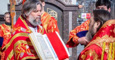 Престольный праздник храма Иверской иконы Божией Матери г. Ижевска