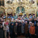 Паломническая поездка Ижевской общины глухих к святыням г. Воткинска