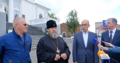Глава Удмуртии станет сопредседателем Попечительского совета Благовещенского собора