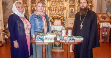 Благотворительная акция в с. Якшур-Бодья
