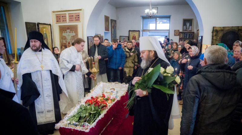 Фото пресс-службы Сарапульской епархии